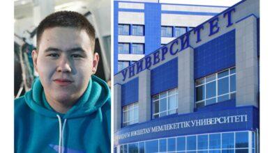 Photo of Вузовский креатив: «Roses» Иманбека приглашает на пары студентов университета в Кокшетау