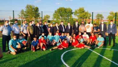 Photo of Впервые в Казахстане: спортсмены встречаются с сельскими детьми