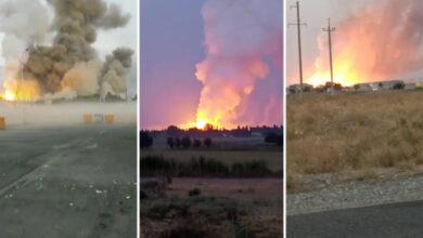 Photo of Взрывы близ Тараза: последнего пропавшего ищут две недели