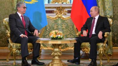 Photo of Токаев обсудил с Путиным ситуацию в Афганистане