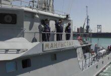 Photo of Восьмилетний мальчик служит в морской Погранслужбе КНБ РК – видео