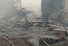 Photo of Взрыв и пожар на заводе в России, погибли 12 человек