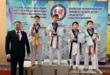 Photo of «Серебро» и «бронзу» привезли акмолинские спортсмены с республиканского турнира по таеквондо