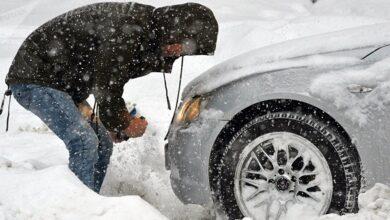 Photo of Пункты обогрева на трассе готовятся к открытию в самом холодном регионе Казахстана