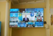 Photo of Тик-ток, митинги, межэтническое единство: о чем говорили на расширенном заседании АНК
