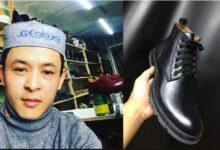 Photo of Житель Зерендинского района шьет авторскую кожаную обувь